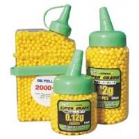 Πλαστικά Βλήματα σε μπουκάλι 6mm (2000 τεμ)