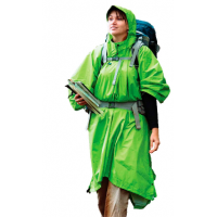 PONCHO TARP 70D SEATOSUMMIT GREEN
