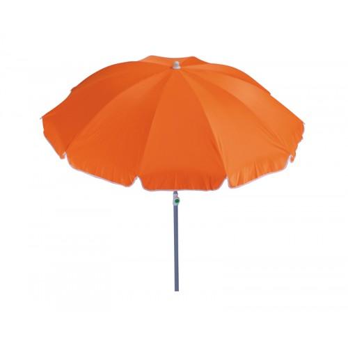Ομπρέλα IRIS 200/10 Polyester ΠΟΡΤΟΚΑΛΙ