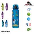 AlpinTec Παγούρι 500ml Space Kids γαλάζιο