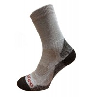 Κάλτσες  Bamboo Trekking Alpintec Γκρί-Καφέ