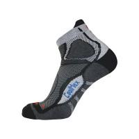 Κάλτσες  fast running AlpinTec Γκρι-Ασπρο