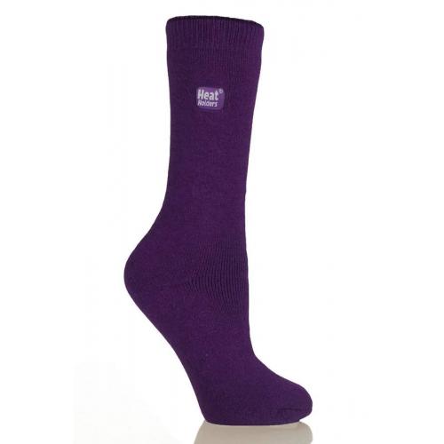 Γυναικείες Κάλτσες HEAT HOLDERS Lite Ladies 80022 Μωβ