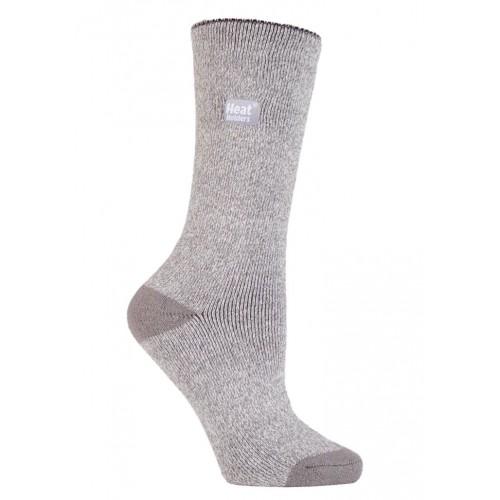 Γυναικείες Κάλτσες HEAT HOLDERS Lite Ladies 80022 Silver / Cream