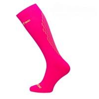Κάλτσες  Professional High Compress Alpintec pink