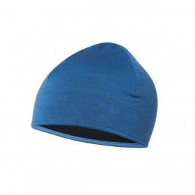 Σκούφος μάλλινος THERMOWAVE Merino Reversible - Μπλε
