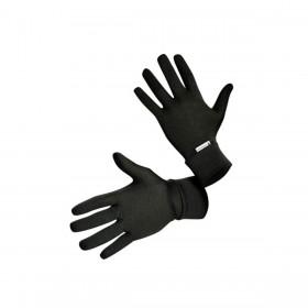 Γάντια μάλλινα THERMOWAVE Merino - Μαύρο