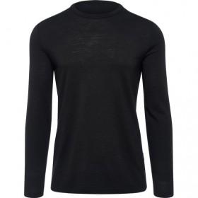 Ισοθερμική μπλούζα ανδρική THERMOWAVE Merino One50 - Μαύρο
