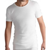 ΙΣΟΘΕΡΜΙΚΟ HEAT HOLDERS Ανδρικό Thermal Short Sleeve Vest Λευκό