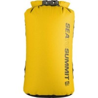 Στεγανος Σακος 5lt Seatosummit big river  Dry Bag yellow