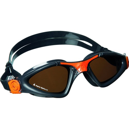 ΓΥΑΛΑΚΙΑ AQUA SPHERE KAYENNE POLARIZED Grey/Orange