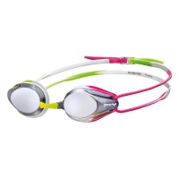 ΓΥΑΛΑΚΙΑ ARENA TRACKS MIRROR RACING SILVER/GREEN/FUCHSIA