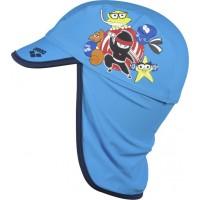 ARENA Παιδικό Καπέλο Υφασμάτινο Μπλε