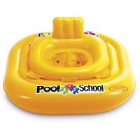 Σωσίβιο Pool School Deluxe Baby Float Intex