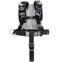 OMS OMS SS backplate with Comfort Harness OMS SS System III