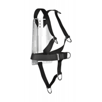 XDEEP DIR Harness with Aluminium backplate