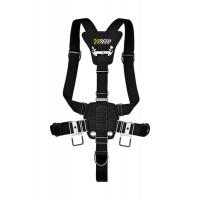 XDEEP STEALTH 2.0 Harness με τσέπες βαρών