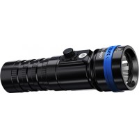 XTAR D26 Καταδυτικός Φακός LED φωτεινότητας 1600lm Full Set