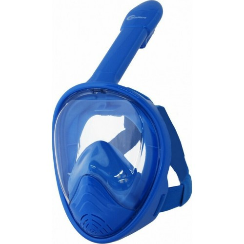 Μάσκα Junior Full Face Bluewave Μπλε